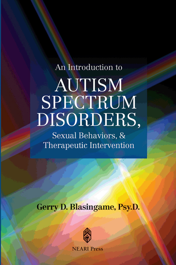 Autism Spectrum Disorders, An Introduction to