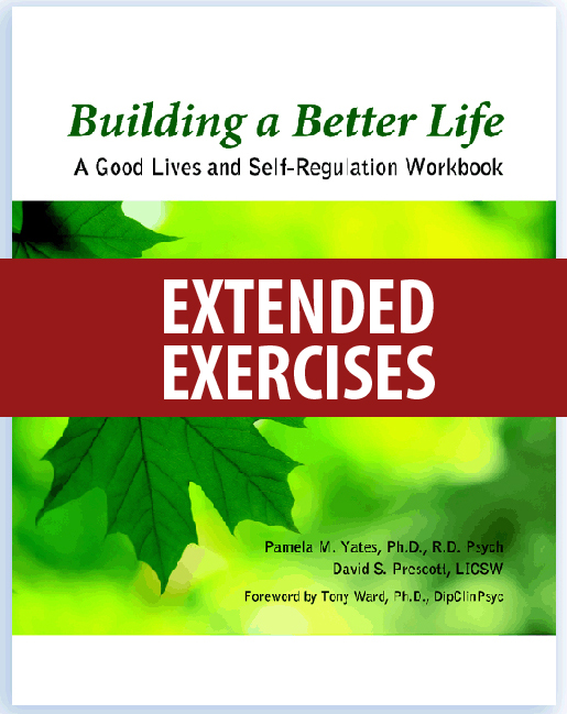 Building a Better Life - extended exercises