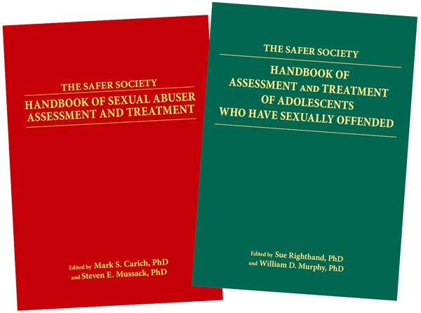 Safer Society Handbook Set