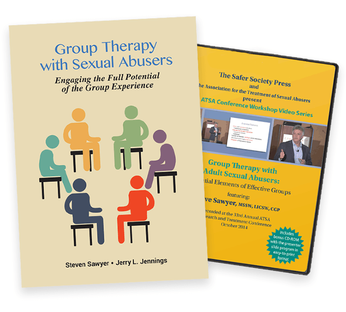 Group Therapy with Sexual Abusers with Free Workshop DVD