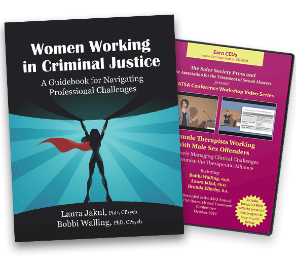Women Working in Criminal Justice with Free Workshop DVD