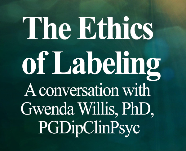 Webinar: The Ethics of Labelling